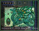 Malachite Sentinel final by rachaelm5