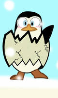 New Born Penguin 4