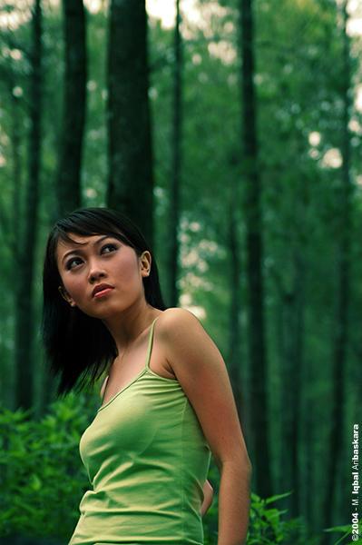 green by iqbalbaskara