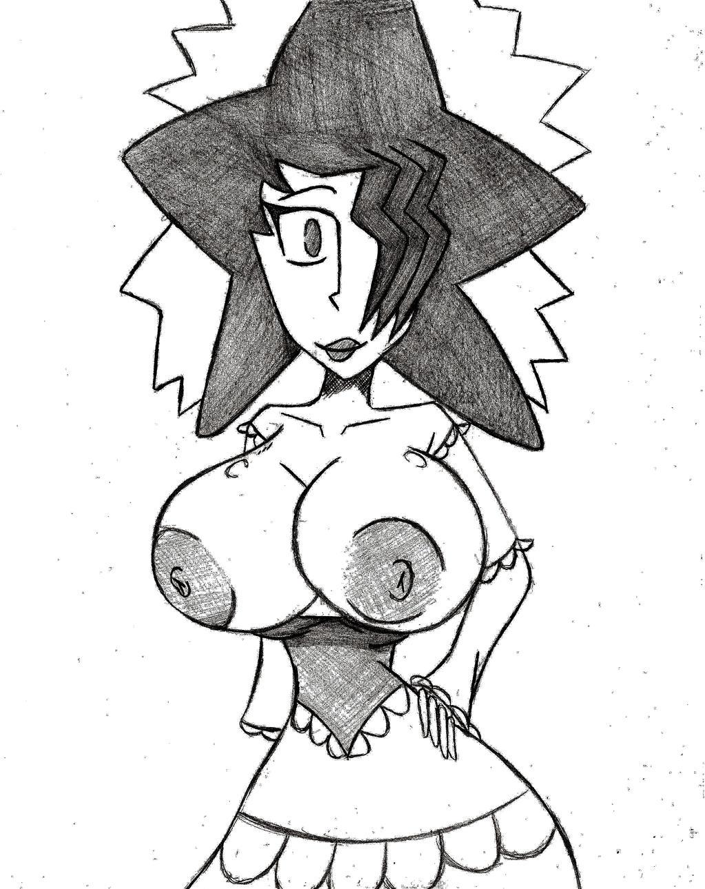 Madame Von Star Titties by Dmmendez90