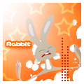 Rabbit Avatar by OkamiNinja