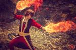 Prince Zuko  -Avatar :the last air bender -