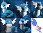 Dratini Pokemon Plush!