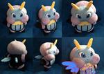 Illumise Pokemon Plush! 10''