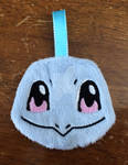 Squirtle 3'' Pokemon Plush Keychain! Patron Reward