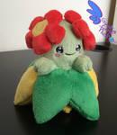 Bellossom Pokemon Plush! 5''
