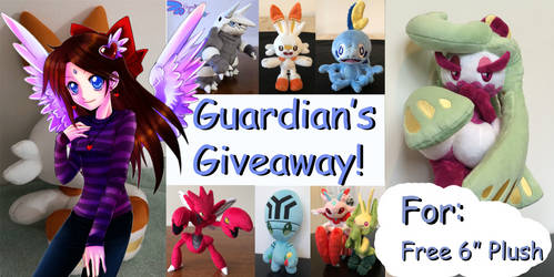 Guardian's Giveaway!