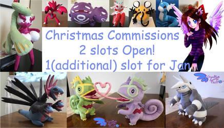 Commissions open! Plush Pokmon animal crossing