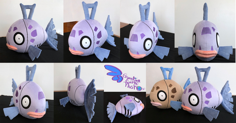 Feebas Shiny 16'' Pokemon Plush