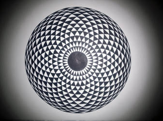 Geometrical eye. by VessART