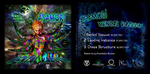 ASAMORI - Mental Vacuum by VessART