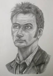 David Tennant by LCAnsty