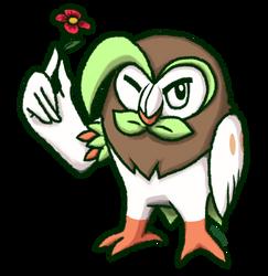 Dartrix by cotton-bird