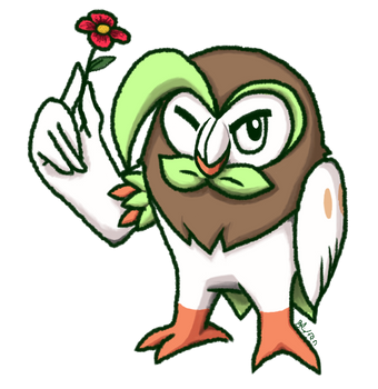 Dartrix by cotton-bird