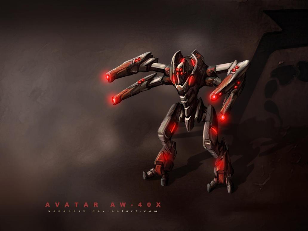 Avatar AW-40X by KaneNash