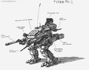 Kane Nash's Titan Devastator
