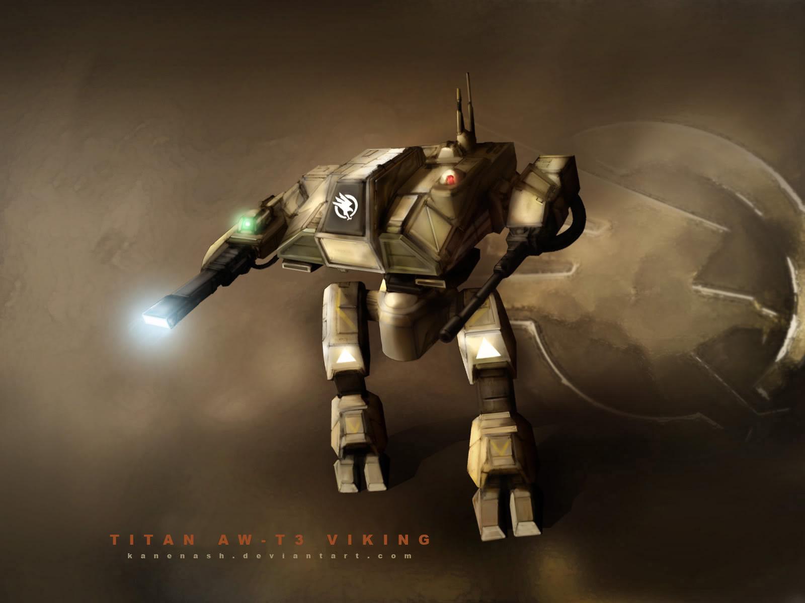 Titan AW-T3 Viking by KaneNash