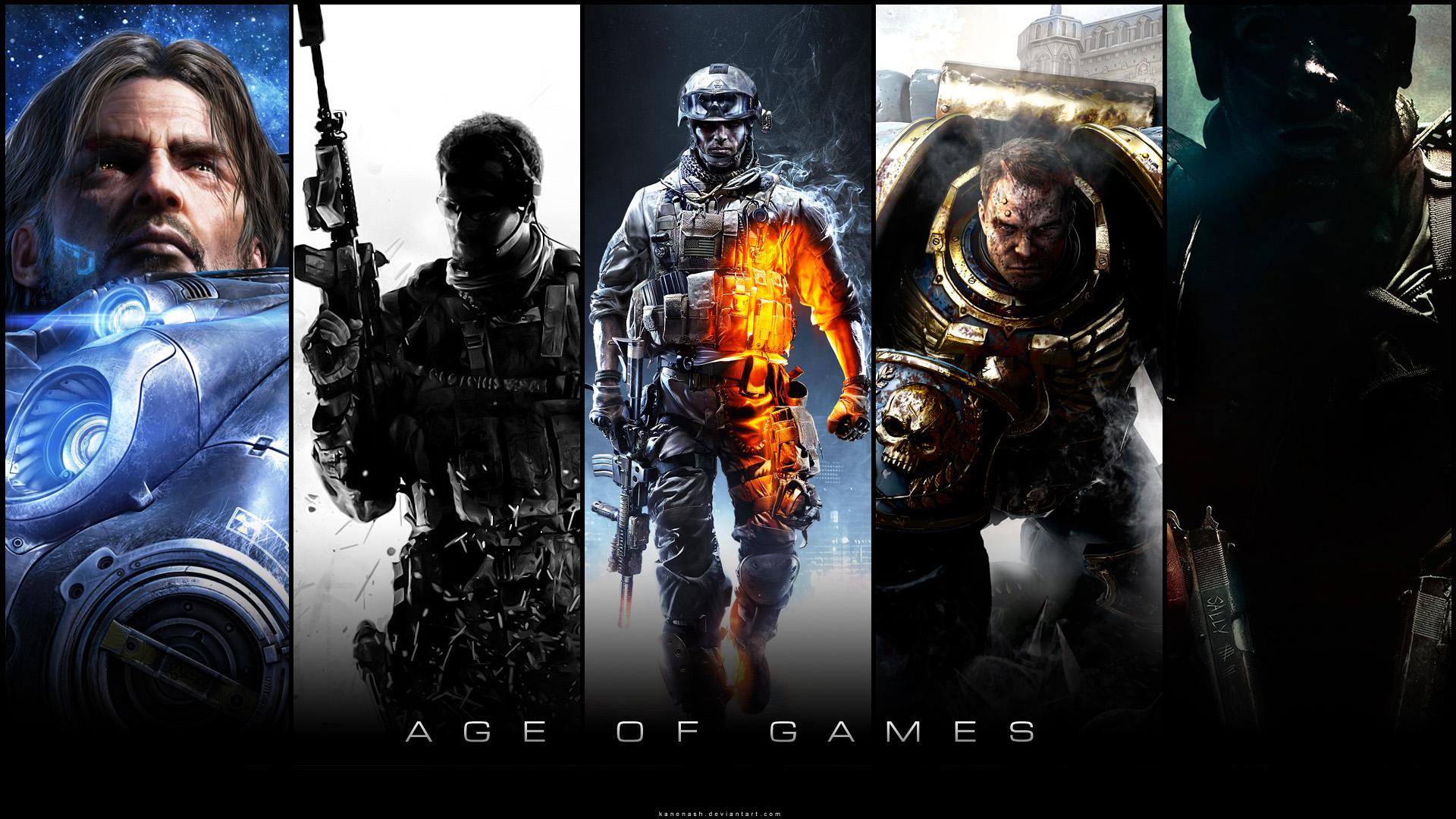 age of games i by kanenash on deviantart
