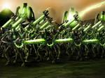 Necron Battle Formation