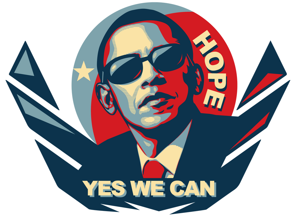 Yes we can by obama