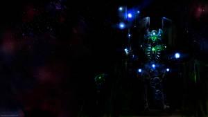 Warhammer 40,000 - Necron Overlord