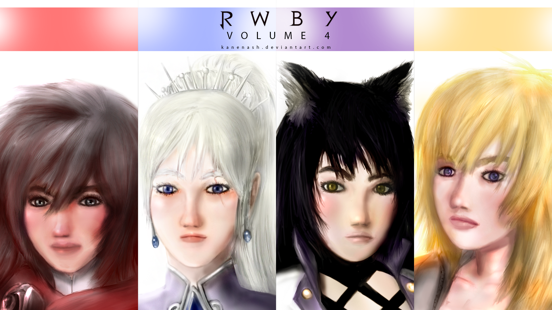 RWBY - Volume 4 - Reality by KaneNash