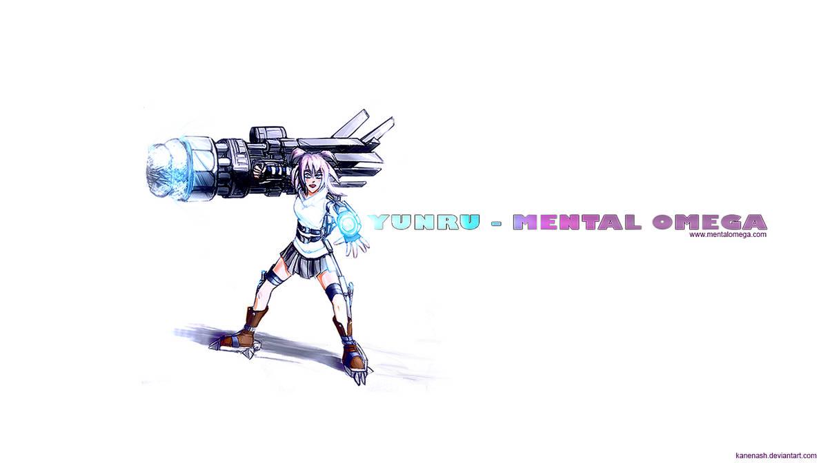 Yunru - Mental Omega by KaneNash