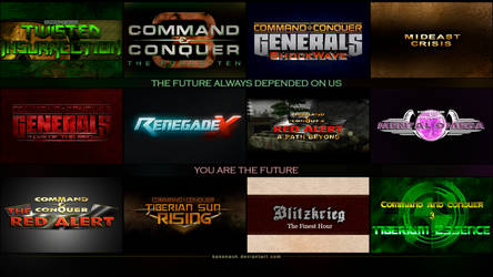 Command and Conquer - Mods