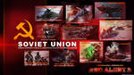 Red Alert 3 Reimagined - Soviet Union by KaneNash