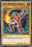 Gem-Knight Garnet by Kai1411