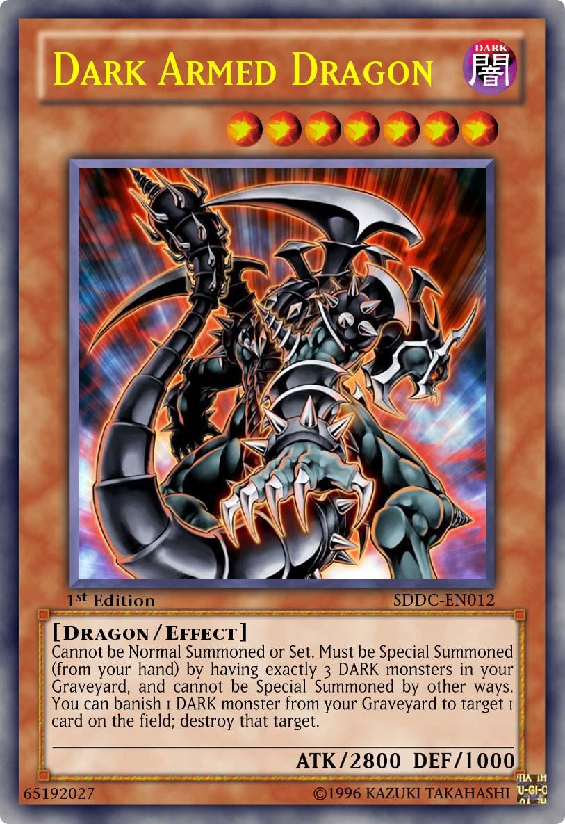 Dark Armed Dragon by Kai1411 on DeviantArt