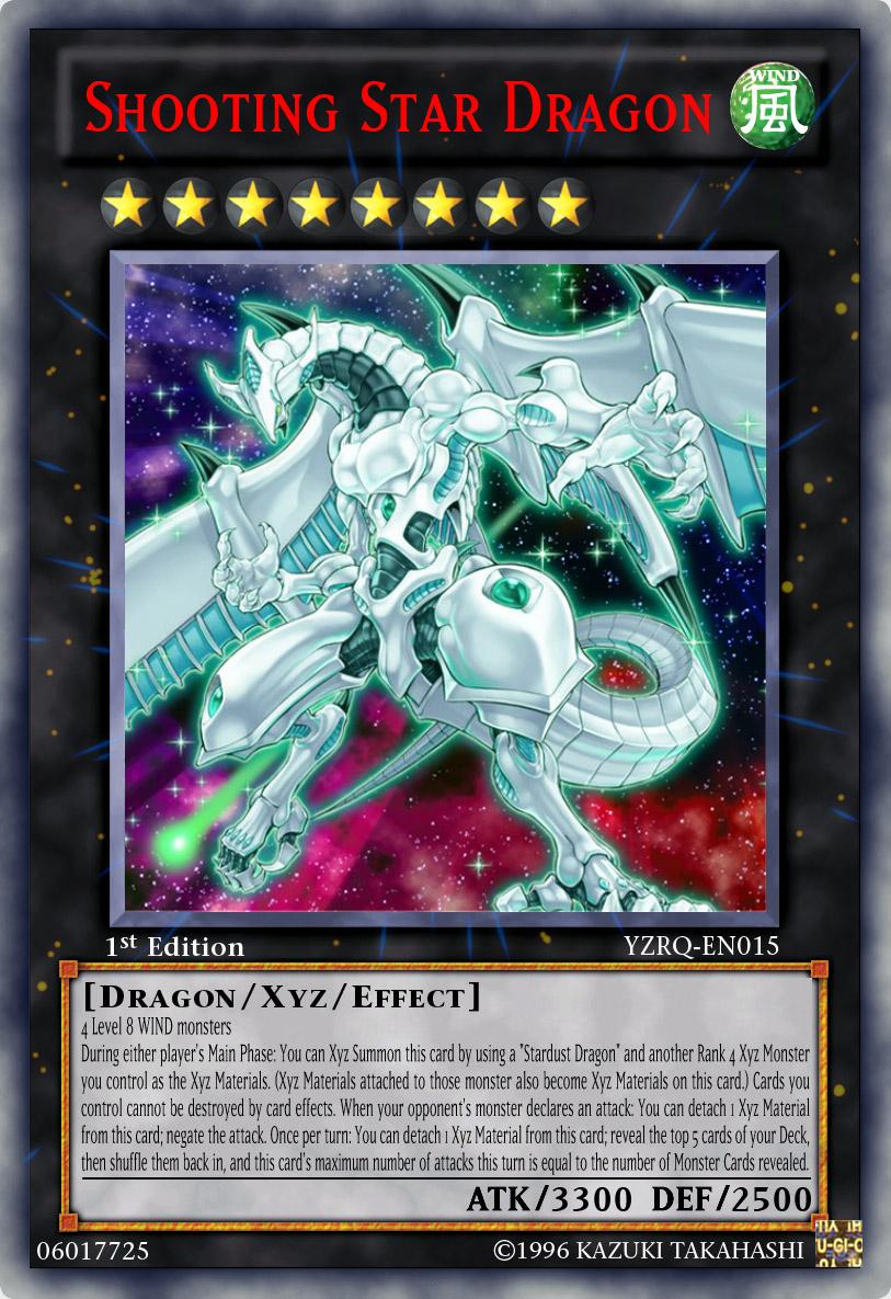 Shooting Star Dragon Xyz