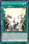 Rank-Up-Magic Radiant Evolution