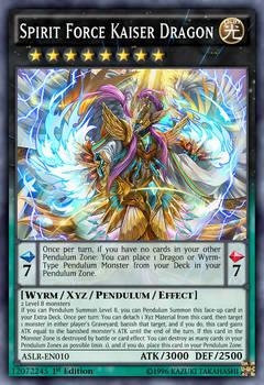 Spirit Force Kaiser Dragon