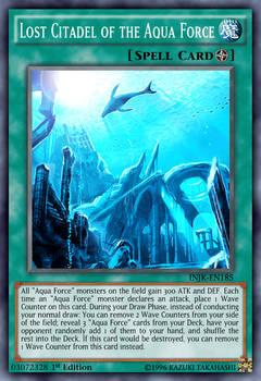 INJK-185 Lost Citadel of the Aqua Force