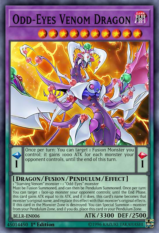 oddeyes venom dragon by kai1411 on deviantart