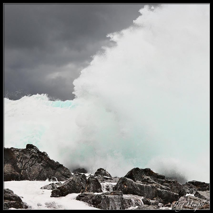 Troubled Waters II by JotHa