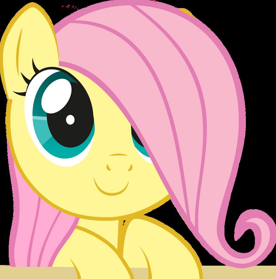 My little pony fluttershy cute - photo#4