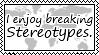 Stereotypes by XxchantellexX