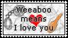Weeaboo by XxchantellexX