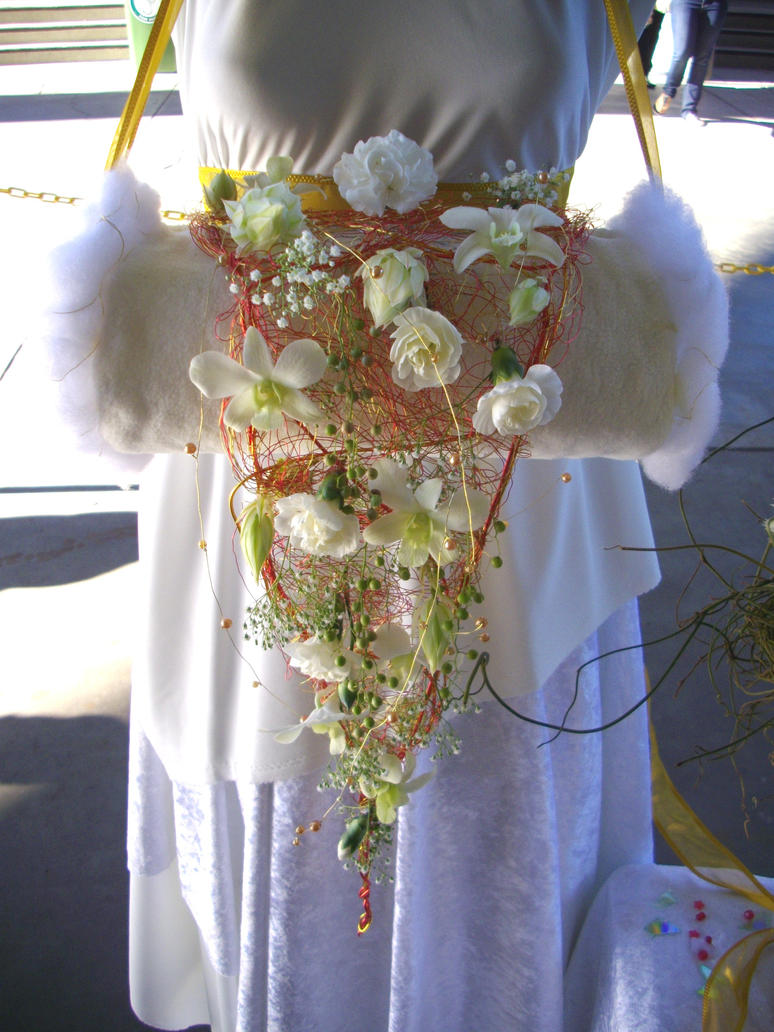 The 2010 the brides bouquet