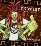 NSR Graffiti Challenge: Day 25 DK WEST