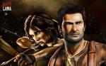 Lara and Nate by M4TiKo