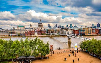Millenium Bridge - London