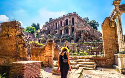 Kairos in Roman Forum