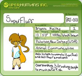 Meet SuperFluff! by MossyRiver