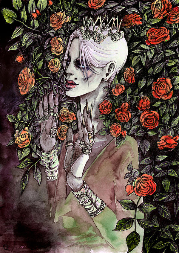 Reigning Rose by Shademstr