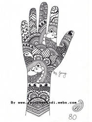 Design Nr. 80 by JennysMehndi