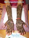 Bridal Mehndi Monika K. by JennysMehndi