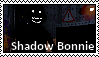 Shadow Bonnie stamp by EndergirlCobblestone